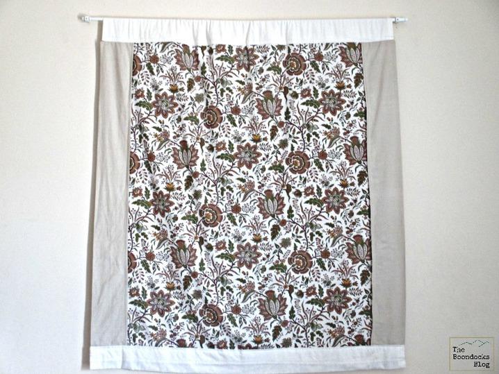 Fabric hanging on wall, Wall Hanging - The Boondocks blog