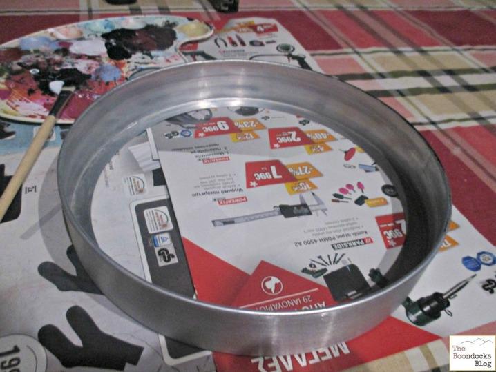 Aluminum frame, Tick Tock No More - The Boondocks Blog