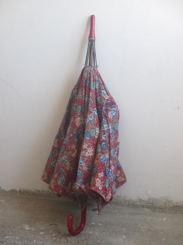 The umbrella, The Red Waterproof Stool www.theboondocksblog.com