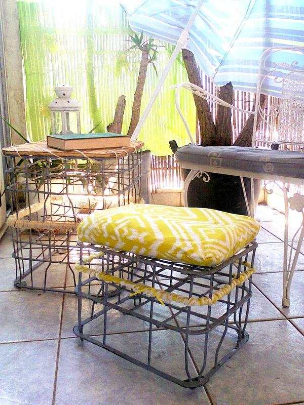 A corner of my Balcony www.theboondocksblog.com