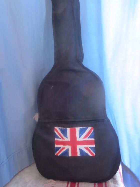 the British flag, The Anglophile Desk www.theboondocksblog.com