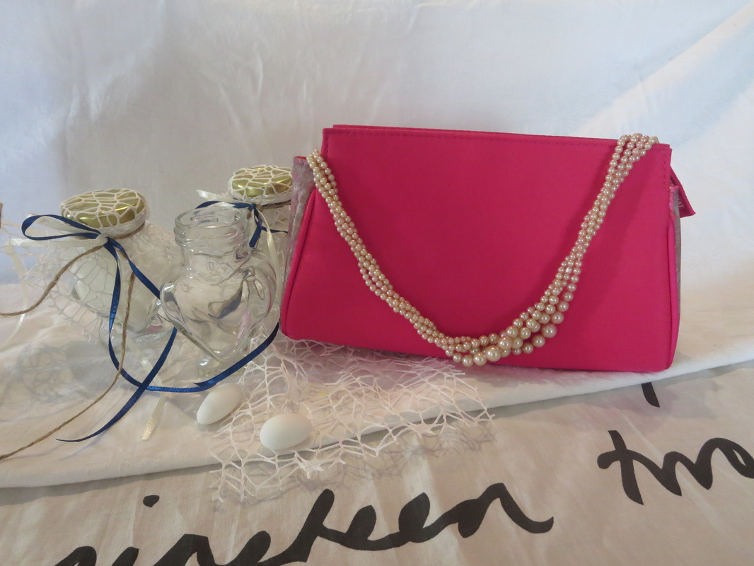 favors from the wedding, The Cinderella Bag www.theboondocksblog.com