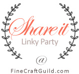 share it sunday linky party badge