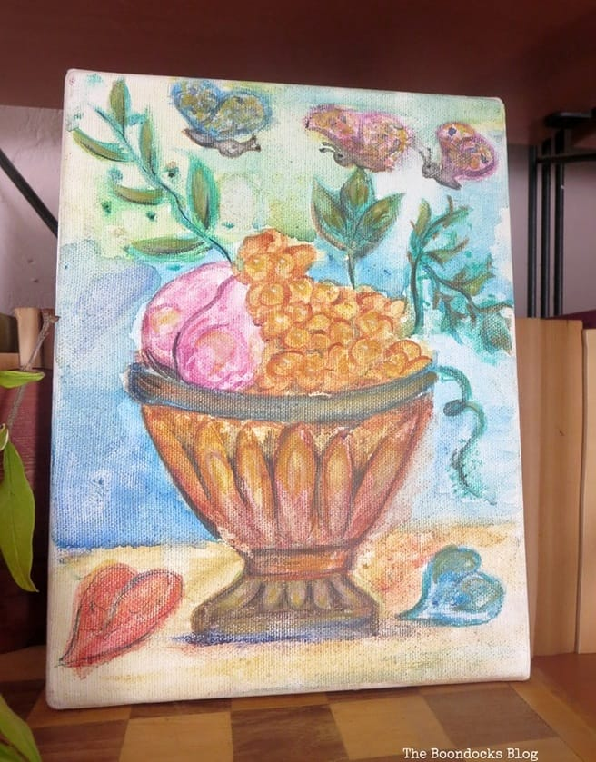 Byzantine art Art and a Milestone www.theboondocksblog.com
