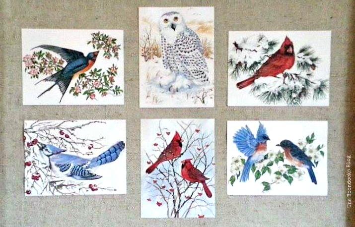 Birds of Christmas - The Boondocks Blog