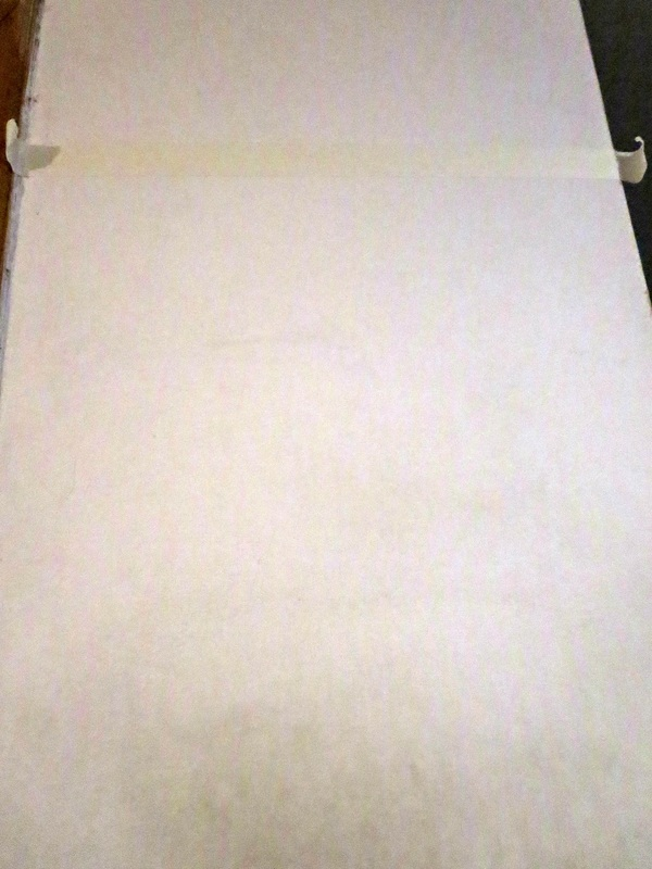 A dirty wall, Seeing black www.theboondocksblog.com