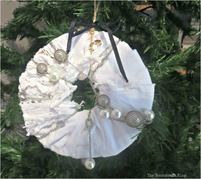 How to make Christmas ornaments from cardboard the boondocks blog