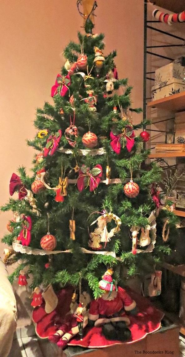 Christmas Tree, Home for Christmas - The Boondocks Blog