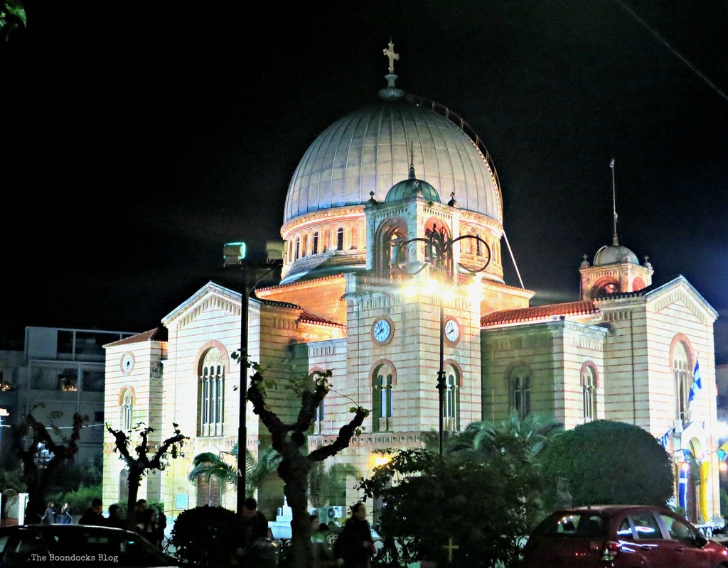 The Metropolitan Church, A bright night on the town - The boondocks blog