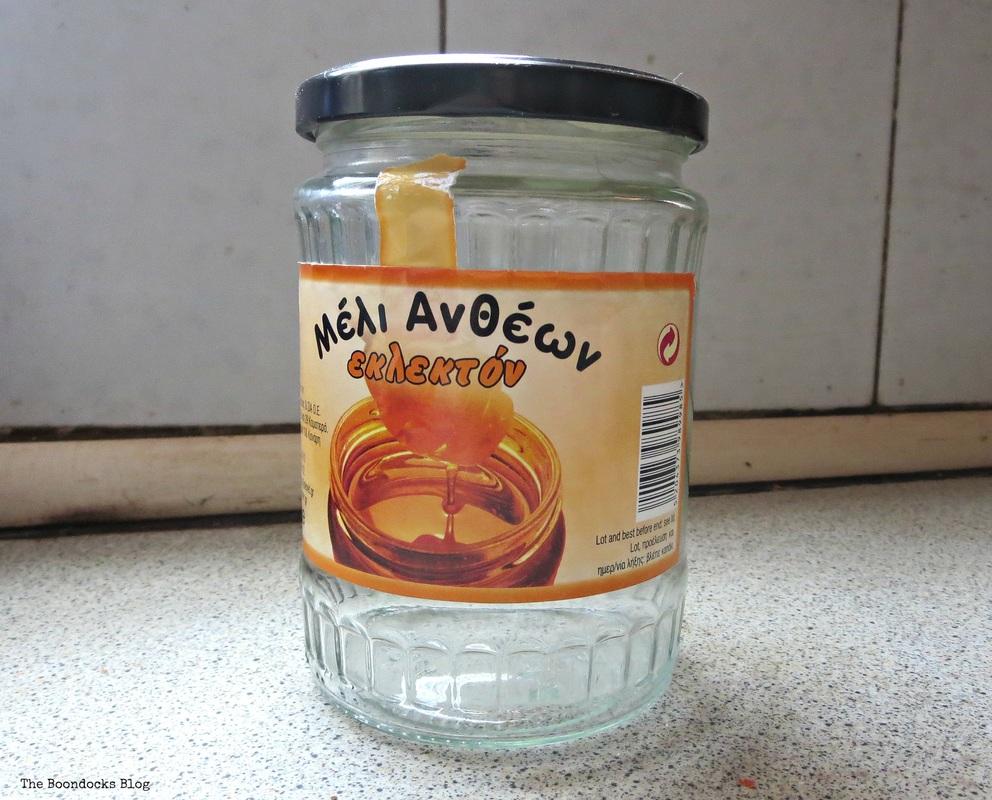 Empty Jar, The Snow Spray that Wasn't - the Boondocks blog