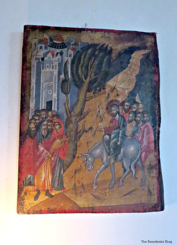 Byzantine Icon, A house full of treasures - the Boondocks Blog