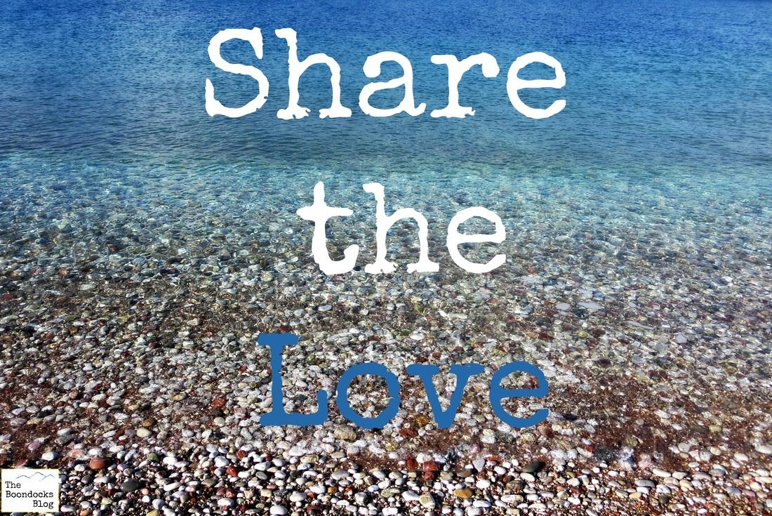 Blogs we Love Award - The boondocks Blog