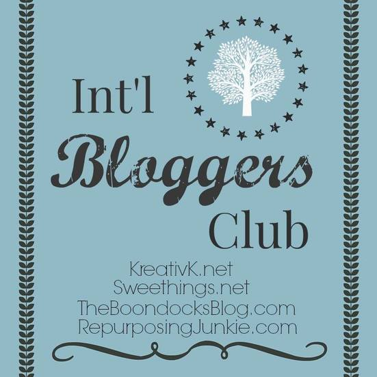Int'l Bloggers Club Logo - Breakfast in Greece - The Boondocks Blog
