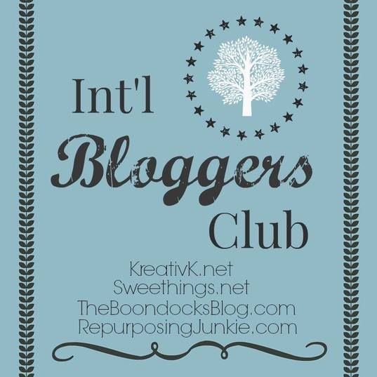 Logo, Int'l Bloggers club - www.theboondocksblog.com