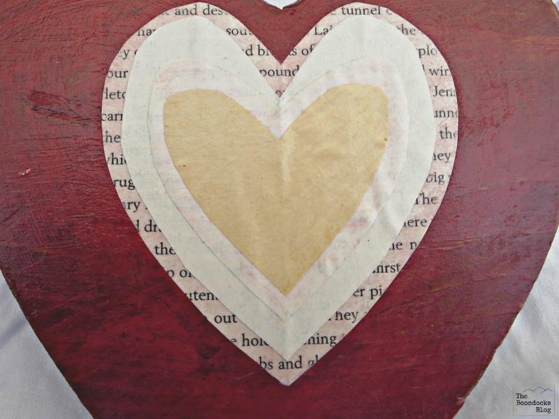 closeup of heart, what the heart hides - www.theboondocksblog.com