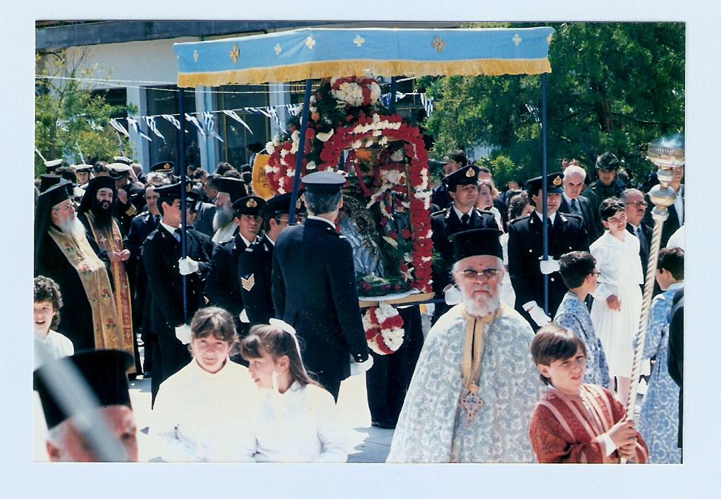 Procession of the Epitafio, Int'l Bloggers Club - www.theboondocksblog.com