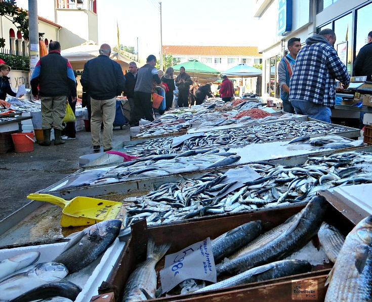 Fish stalls, The People's Market - www.theboondocksblog.com