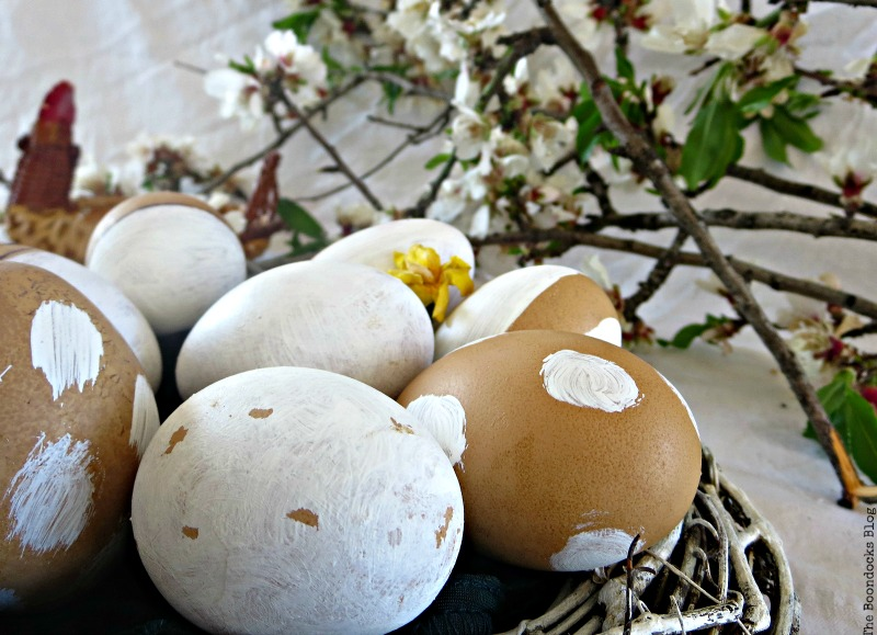 rustic eggs, A nest for my rustic eggs www.theboondocksblog.com
