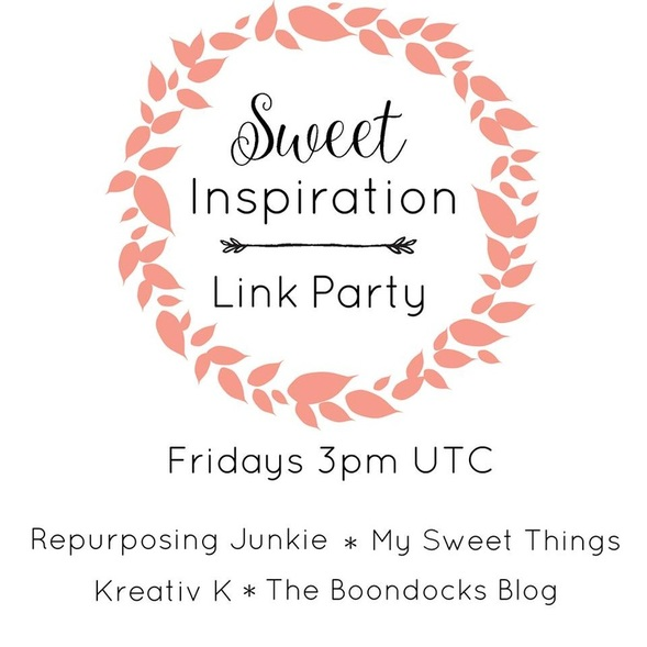 Logo Sweet Inspiration Link Party