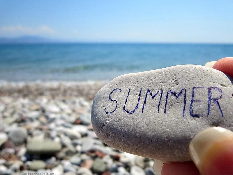 Summer rock, Summer Activities in Greece Int'l bloggers Club Challenge theboodocksblog.com