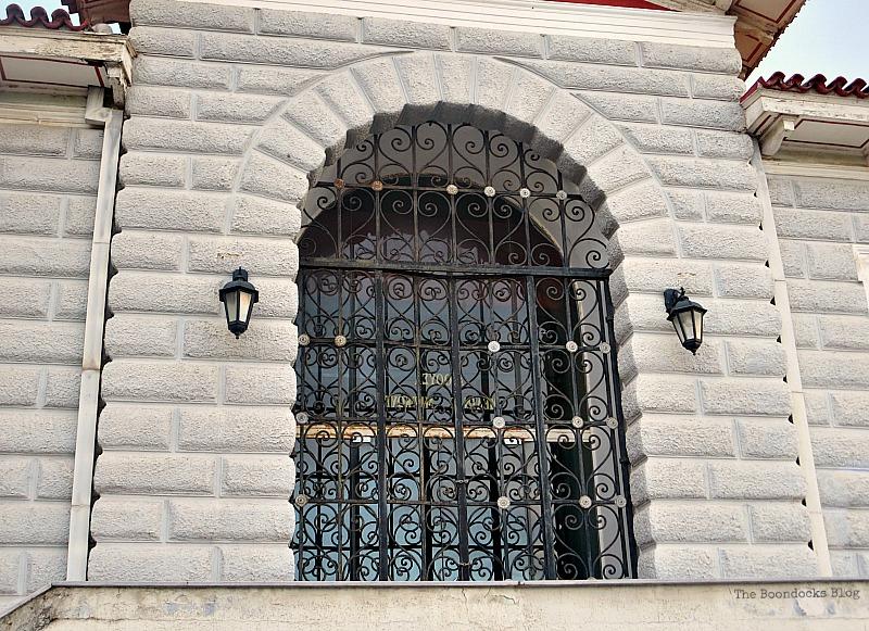 Big gate with door, Doors and a Sorta Blogoversary www.theboondocksblog.com