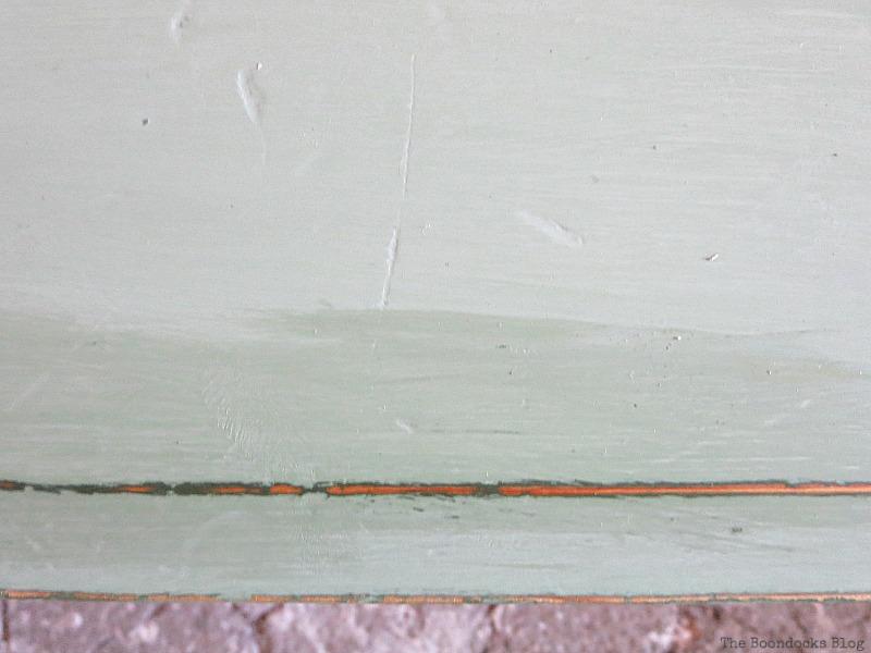 Wax on the bottom, How to save an Ikea Pine Dresser www.theboondocksblog.com