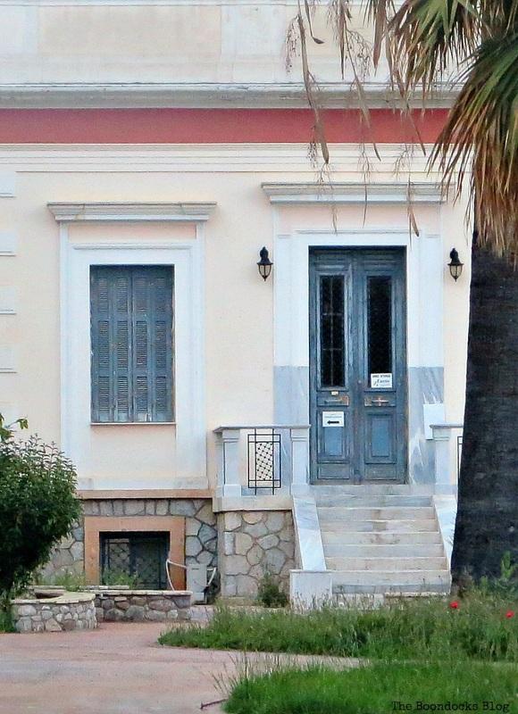 Blue door, Facebook Photos for August www.theboondocksblog.com