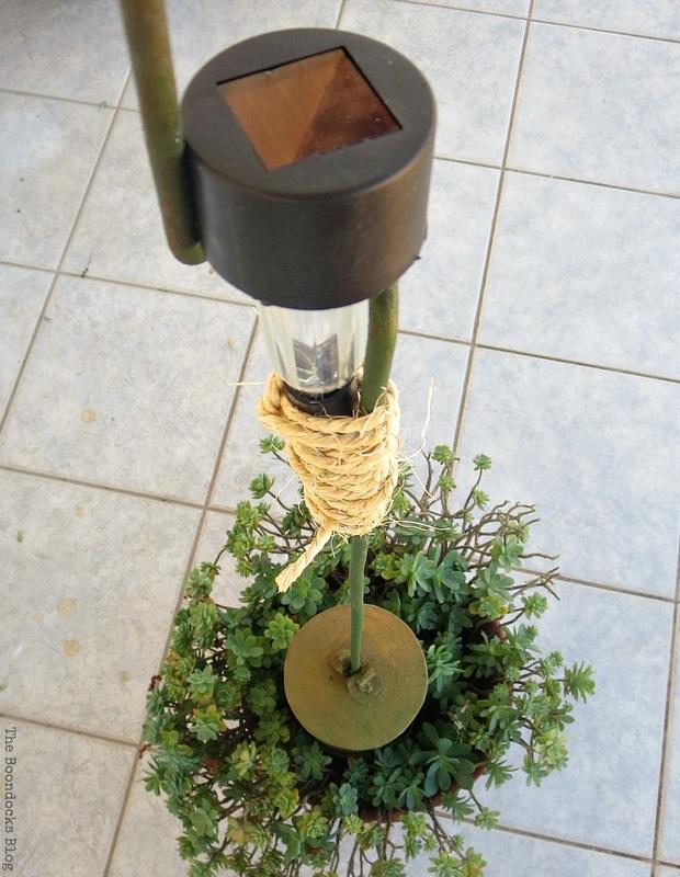 Overhead view, A Breen Vintage Coffee Roaster Repurpose www.theboondocksblog.com