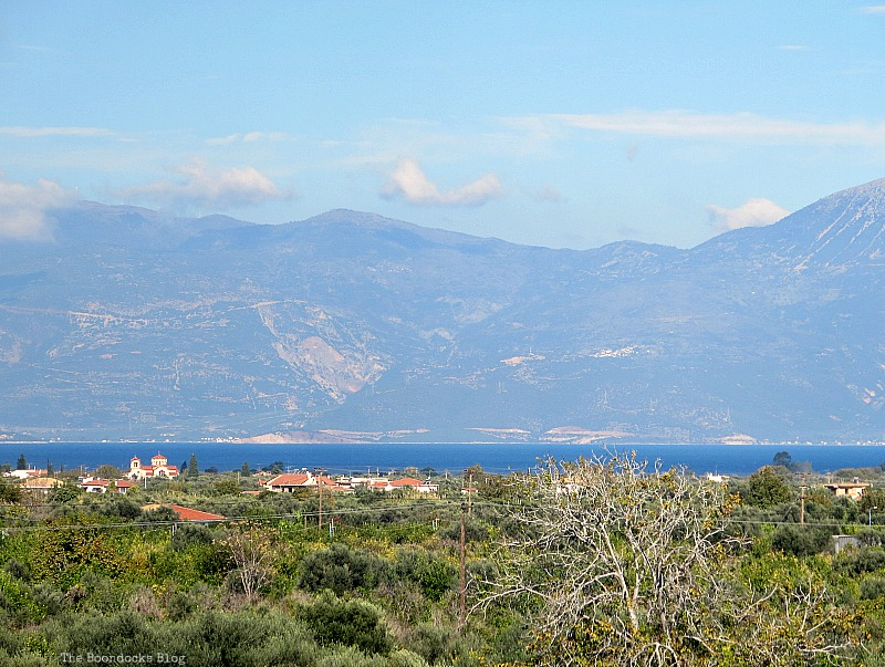 Mainland Greece, The View from the Railroad Overpass www.theboondocksblog.com