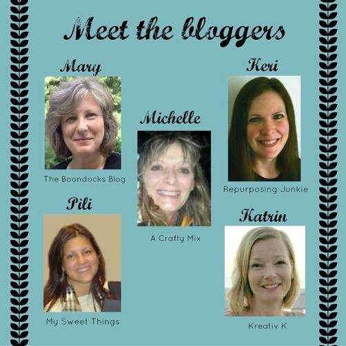 Meet the bloggers, Int'l Bloggers Club Challenge, theboondockblog.com