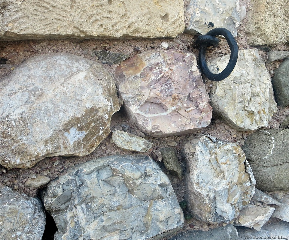 A stone wall, A tumultuous sunrise, Facebook Photos for Novemb