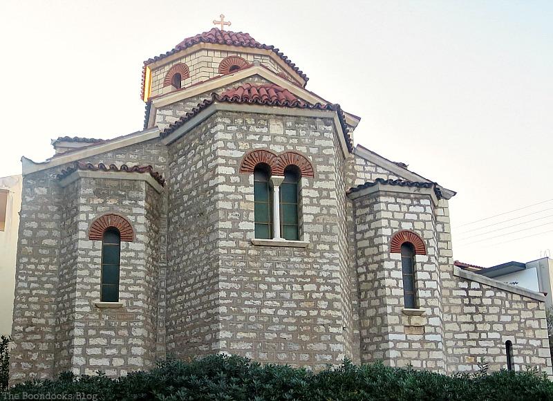Greek Orthodox Church, Christmas Traditions in Greece, Int'l Bloggers Club www.theboondocksblog.com