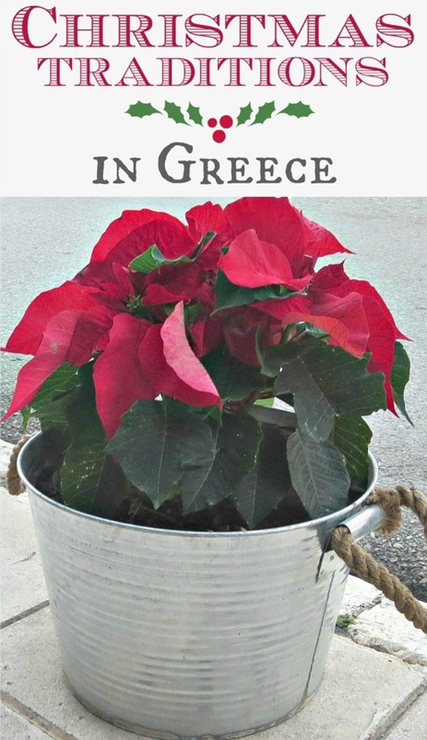 Christmas Traditions in Greece, Int'l Bloggers Club Challenge, www.theboondocksblog.com