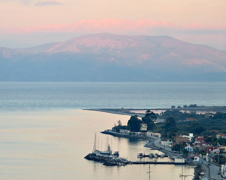 The seashore, Christmas Traditions in Greece, Int'l Bloggers Club www.theboondocksblog.com