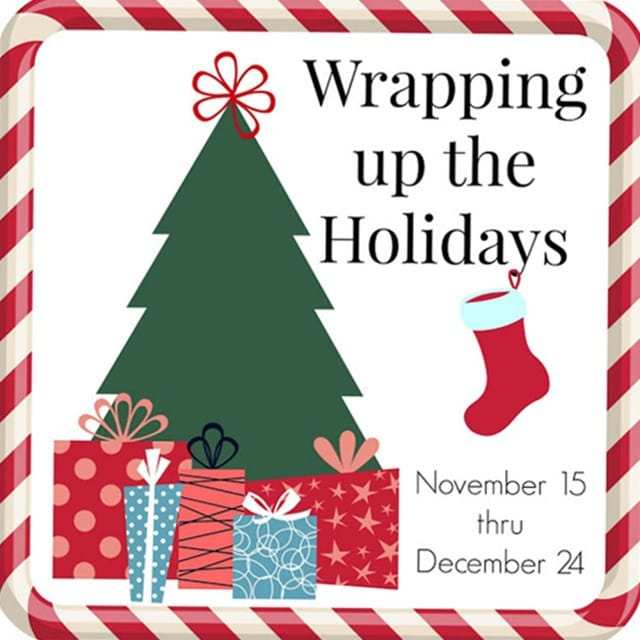Wrapping up the Holidays Features www.theboondocksblog.com
