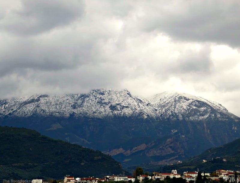 snowy mountains, Facebook Photos for December www.theboondocksblog.com