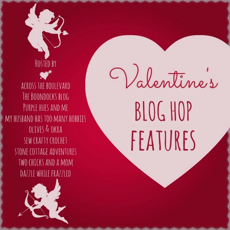 Valentine's Day Blog Hop Features www.theboondocksblog.com