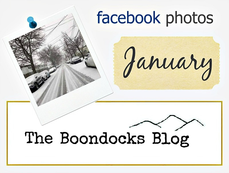 Facebook Photos for January www.theboondocksblog.com