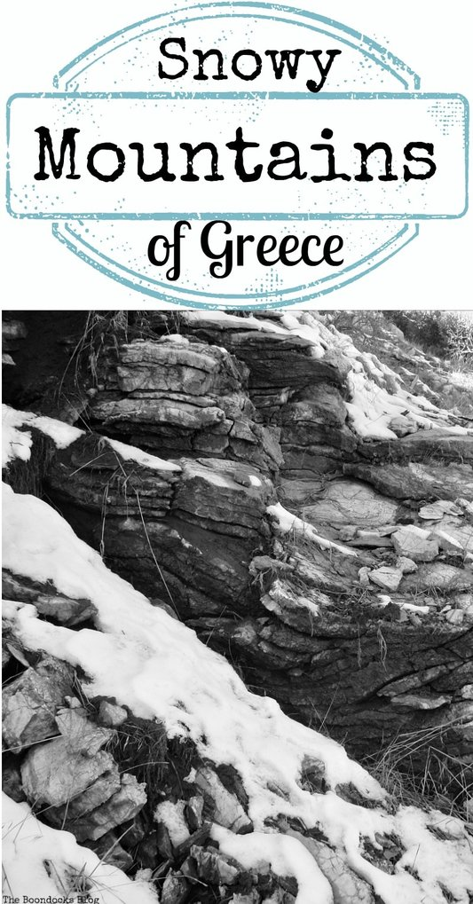 photo essay on the snowy mountains of Greece, #photography #photoessay #snow #winter #Greece #snowymountains #Travel www.theboondocksblog.com