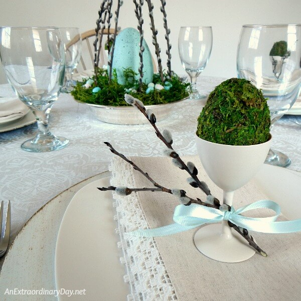 pretty tablescape, Eight Ideas for the Love of Celebrating Spring www.theboondocksblog.com