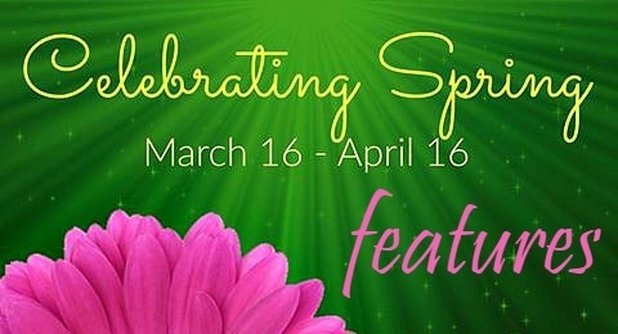 Celebrating Spring Features, Eight Ideas for the Love of Celebrating Spring www.theboondocksblog.com