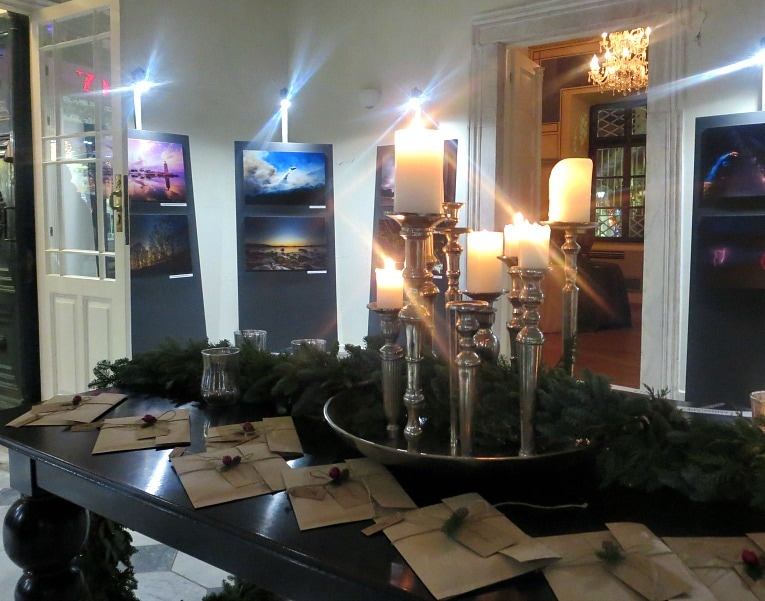 photo exhibit, An Old Greek Mansion in the Center of Town, www.theboondocksblog.com