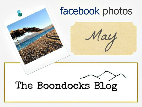 Facebook Photos for May logo www.theboondocksblog.com