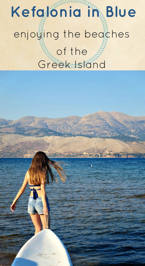 photo essay of the beaches of Kefalonia in the Greek Ionian Islands, #Kefalonia #photography #photoessay #greece #aroundtheglobe #travel #greekislands #ioniansea #greekbeaches Kefalonia in Blue - Enjoying the beaches of the Greek Island, www.theboondocksblog.com