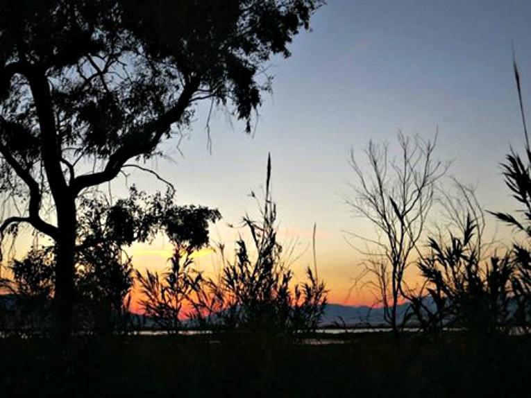 evening sunset, Photo of the Day July 2017 www.theboondocksblog.com