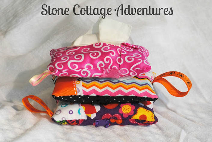 Pocket pack from Stone Cottage Adventures, 16 Fun and Easy Back to School DIY Gift Ideas www.theboondocksblog.com