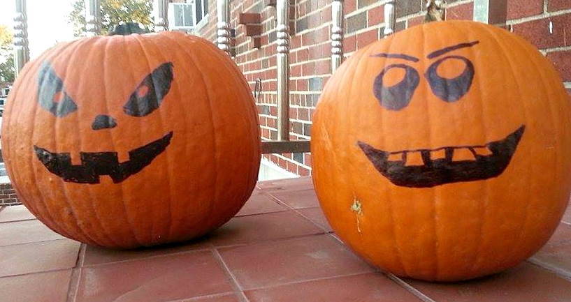pumpkins, My Obligatory Post in Praise of Autumn www.theboondocksblog.com