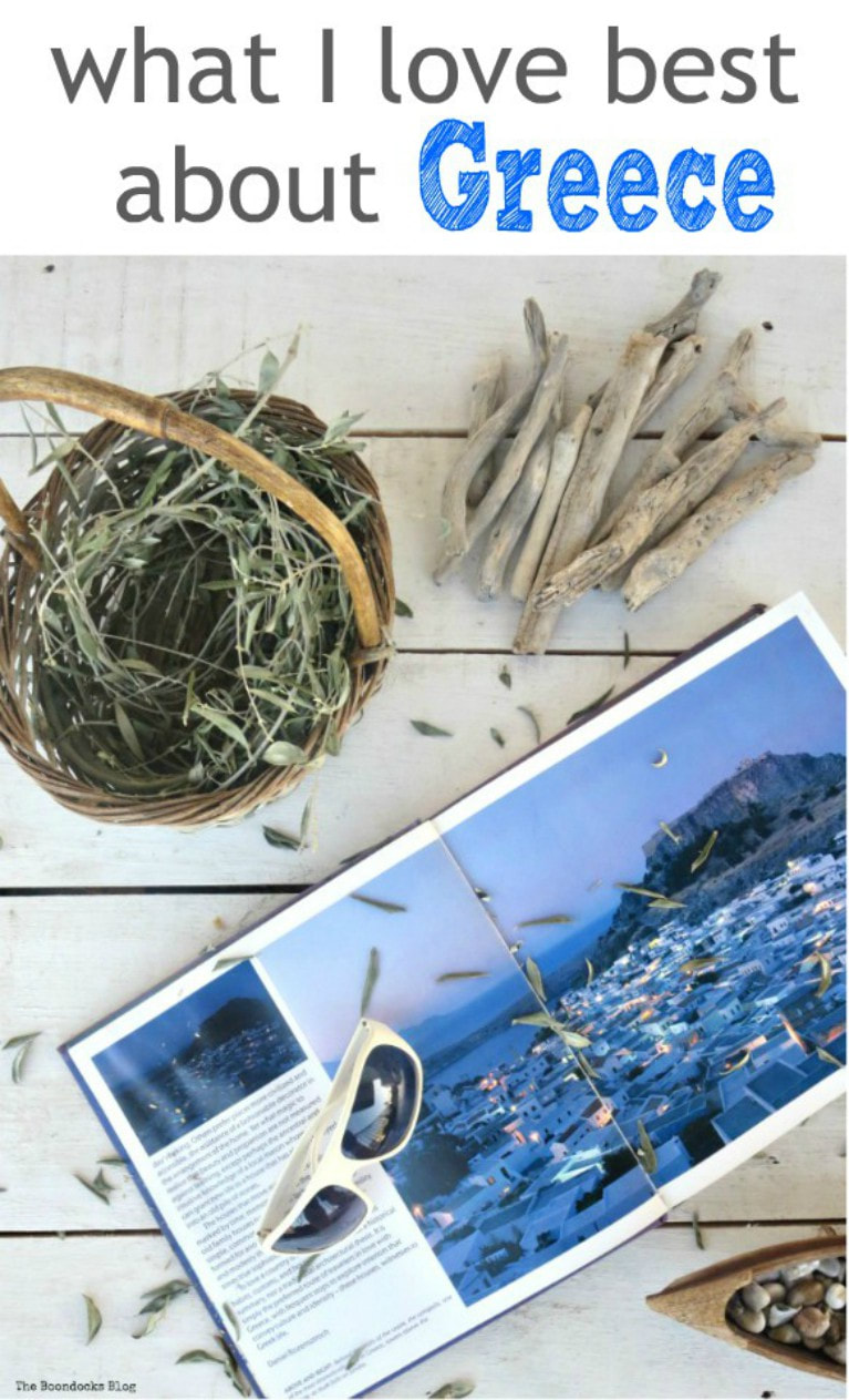 A photo essay about the things I love best about Greece, #Greece #photography #photoessay #flatlayphotography #Travel #Ancient ruins #mythology #sun #sea #olives #driftwood #seashells #Parthenon What I love best about Greece, www.theboondocksblog.com