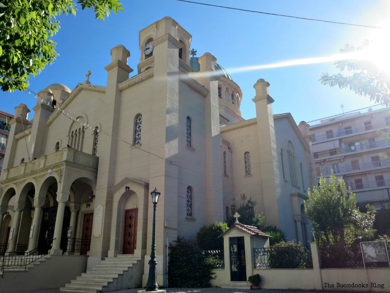 Church in Patra, Photos of the Day for September 2017 www.theboondocksblog.com