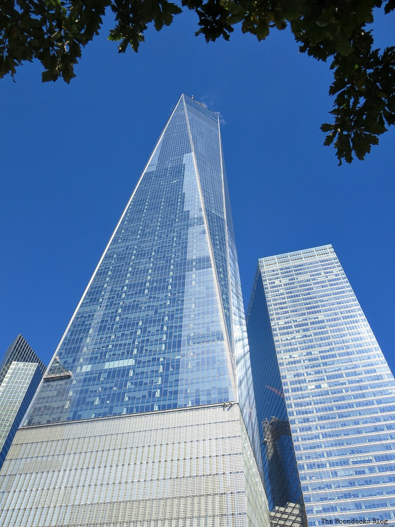 One World Trade Center New York, A Trip with a One-Way Ticket - Fantastic Fifty www.theboondocksblog.com